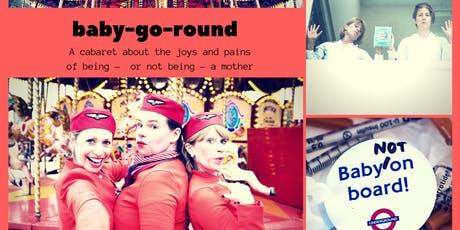 Baby-Go-Round: Parent & Baby Friendly Theatre Event tickets