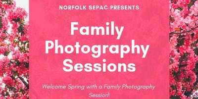 SEPAC Spring Family Photos