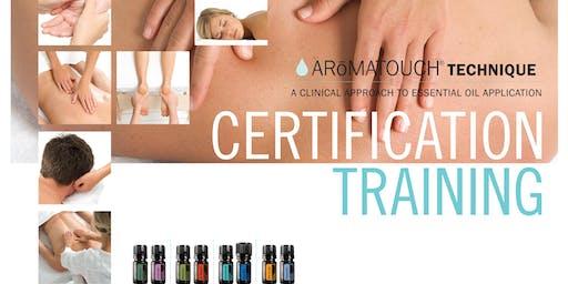 Aromatouch Technique Certification