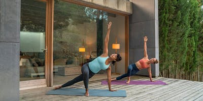 Yoga with Danae Robinett