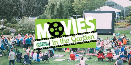 Movies in the Garden 2019 tickets