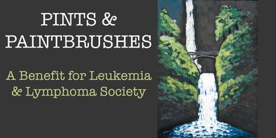 Pints and Paintbrushes - A Benefit for Leukemia & Lymphoma Society