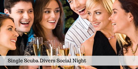 Single Scuba Divers Social Night tickets