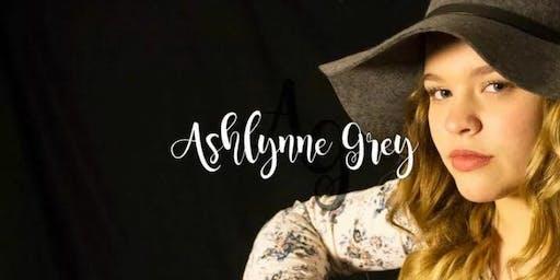"""Ashlynne Grey Rocks """"The Bean!"""""""