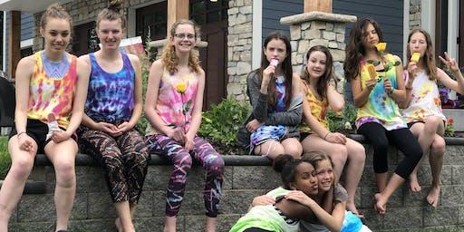 3rd Annual Illumination Youth Yoga Day Camp