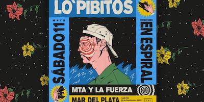 Lo Pibitos + MTA y La Fuerza en Club TRI!