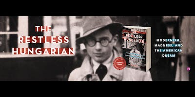 THE RESTLESS HUNGARIAN Book Launch in Brooklyn