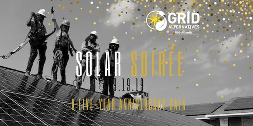 GRID Mid-Atlantic's Solar Soireé: A Five-Year Anniversary