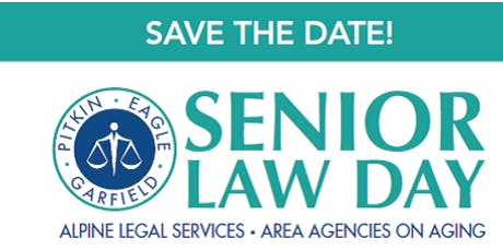 Roaring Fork Senior Law Day 2019 tickets