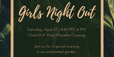 Girls Night Out! A Mother Daughter Event