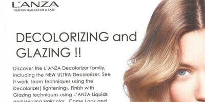 L'ANZA Decolorizing and Glazing with Trish Denoto