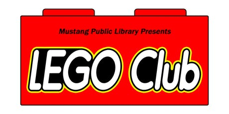 LEGO Club - July tickets