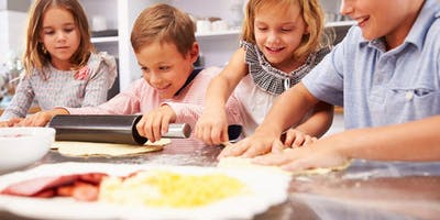Kids In the Kitchen Camp: Flavors From Around The World