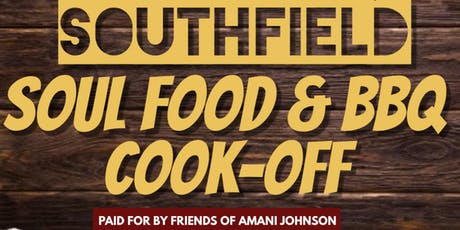 Southfield Soul Food & BBQ Cook-Off tickets