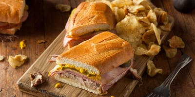 VIP: 9th Annual International Cuban Sandwich Festival: VIP Area