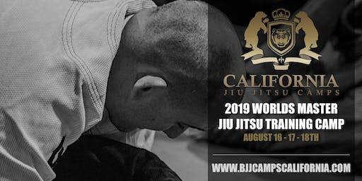 IBJJF Worlds Masters Brazilian Jiu Jitsu Training Camp