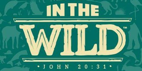 FREE  In the Wild VBS  2019 tickets