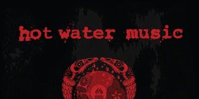 Hot Water Music  (Caution) @ Barracuda