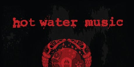 Hot Water Music  (Caution) @ Barracuda tickets