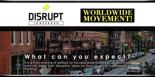 Disrupt - Jonesboro, Arkansas