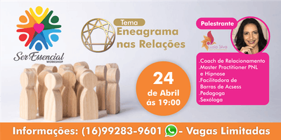 Essencial Ser Workshop - Eneagrama nas Relações
