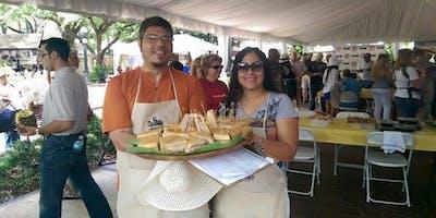 9th Annual Intl Cuban Sandwich Festival: The Big Day - Smackdown Sunday @ Centennial Park in Ybor City (Tampa)