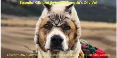 Essential Oils and Pets with Canada\