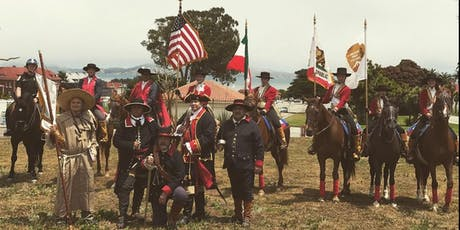 Pasados del Presidio: Los Californianos Commemoration of the Anza Expedition tickets