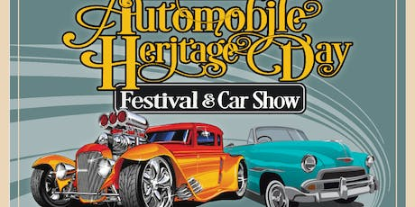 Auto Heritage Day: Festival & Car Show tickets
