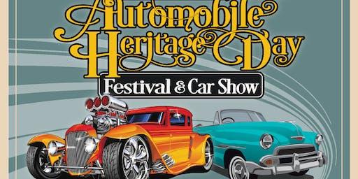 Auto Heritage Day: Festival & Car Show