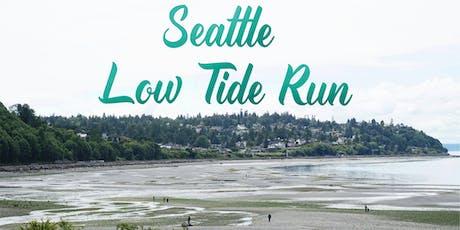 Seattle Low Tide Run  tickets