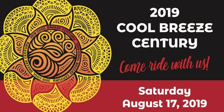 Cool Breeze Century 2019 - Merchandise Only tickets