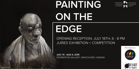 Gallery Reception: Painting on the Edge tickets