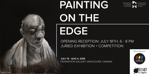 Gallery Reception: Painting on the Edge