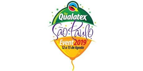 The Qualatex Event - São Paulo 2019 ingressos