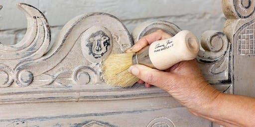 Annie Sloan Paint Your Own Piece Workshop- West Little Rock
