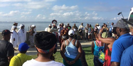 Fort Monroe Healing Day