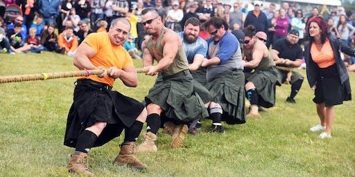 Tug-O-War Registration - 2019 Alaska Scottish Highland Games
