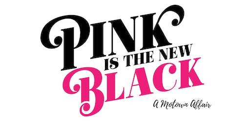 Motown Pink and Black Gala