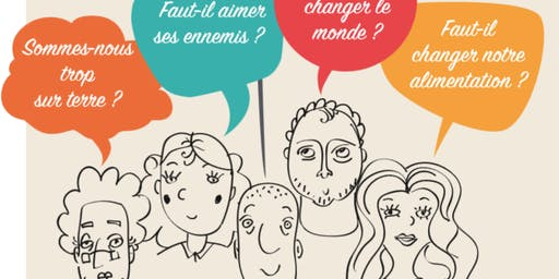 Café Philo : Existe-t-on quand personne ne nous regarde ?