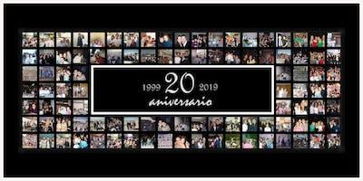20 Aniversario Generación Pereyra 1999