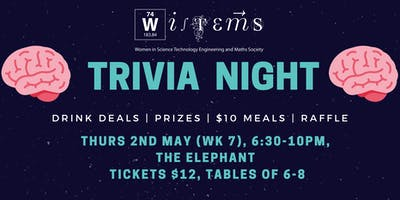 WISTEMS Quiz Night 2019