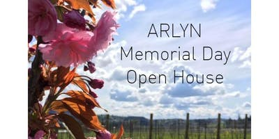 Arlyn Vineyard Memorial Day Weekend Open House - Sunday 5/26