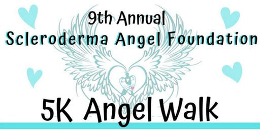 9th Annual Scleroderma Angel Foundation 5K Angel Walk