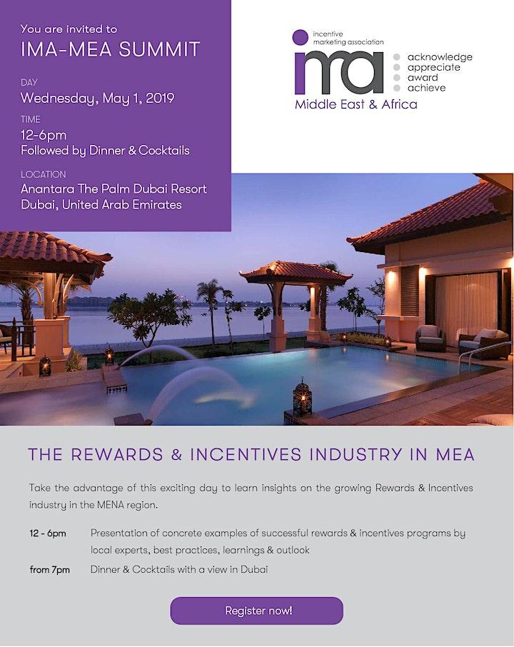 IMA MEA Dubai Meeting image