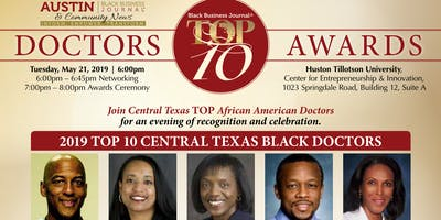 Black Business Journal Top 10 Doctors Awards Reception