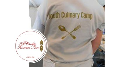 Youth Culinary Summer Day Camp Ages 9-12 tickets