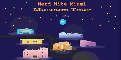 Nerd Nite at Vizcaya