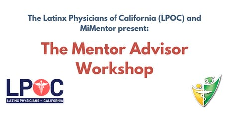 LPOC and AIM Mentor Advisor Workshop - Los Angeles, CA tickets