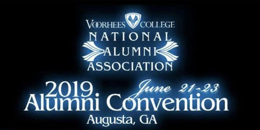 2019 Voorhees College National Alumni Convention